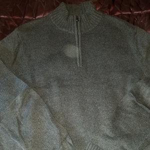 Croft & Barrow (XL) Gray Sweater - Never Worn